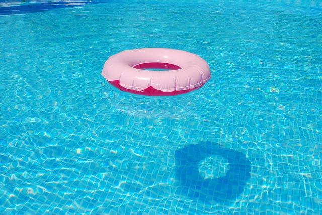 plovoucí kruh