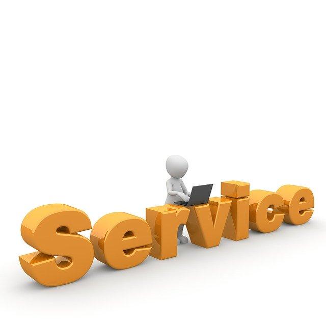 Obchodní služby